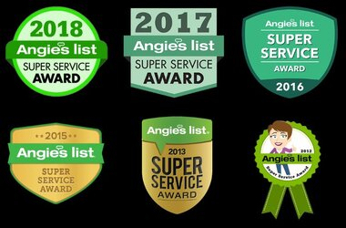 Angies list award collage resize